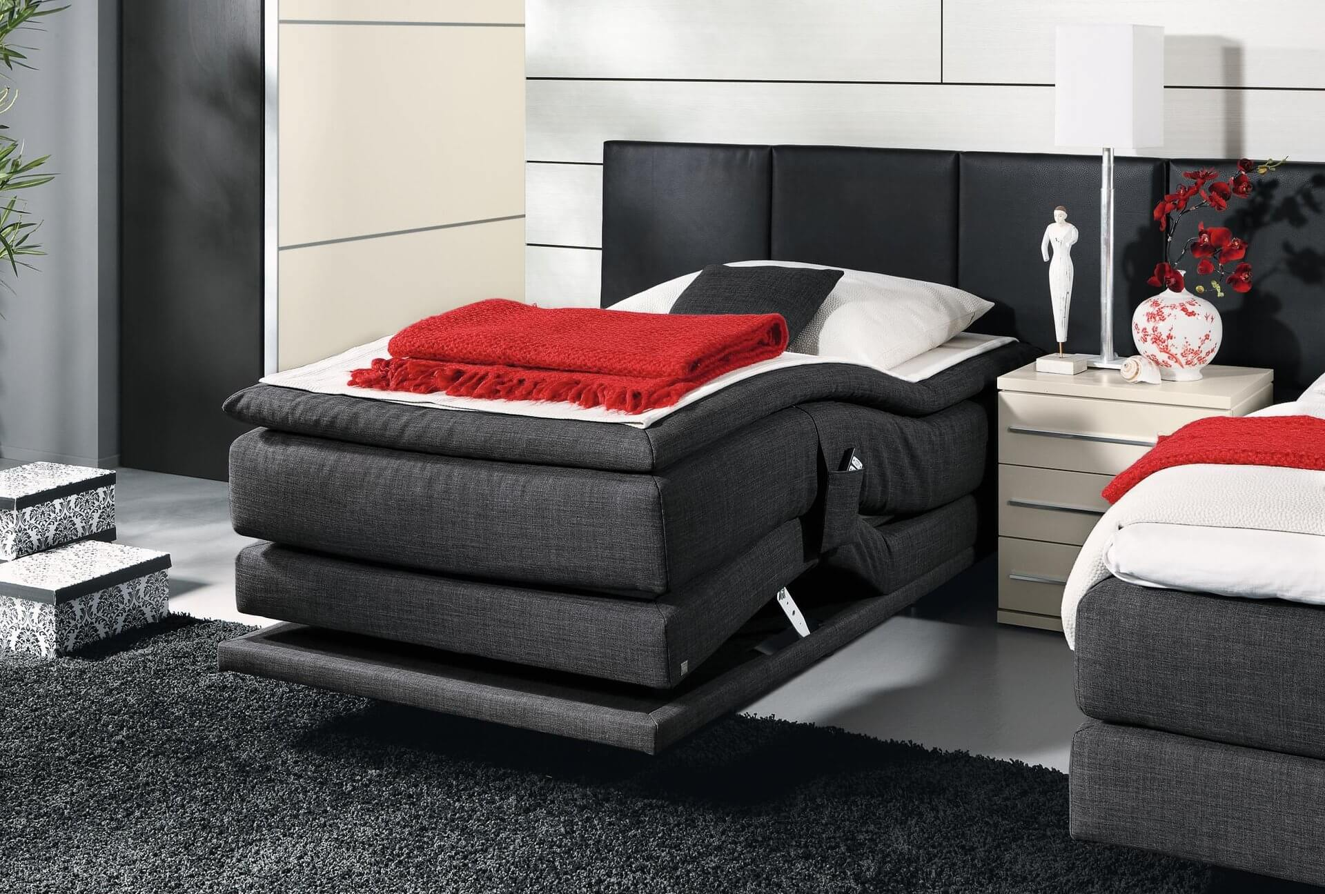 evolution musterring. Black Bedroom Furniture Sets. Home Design Ideas