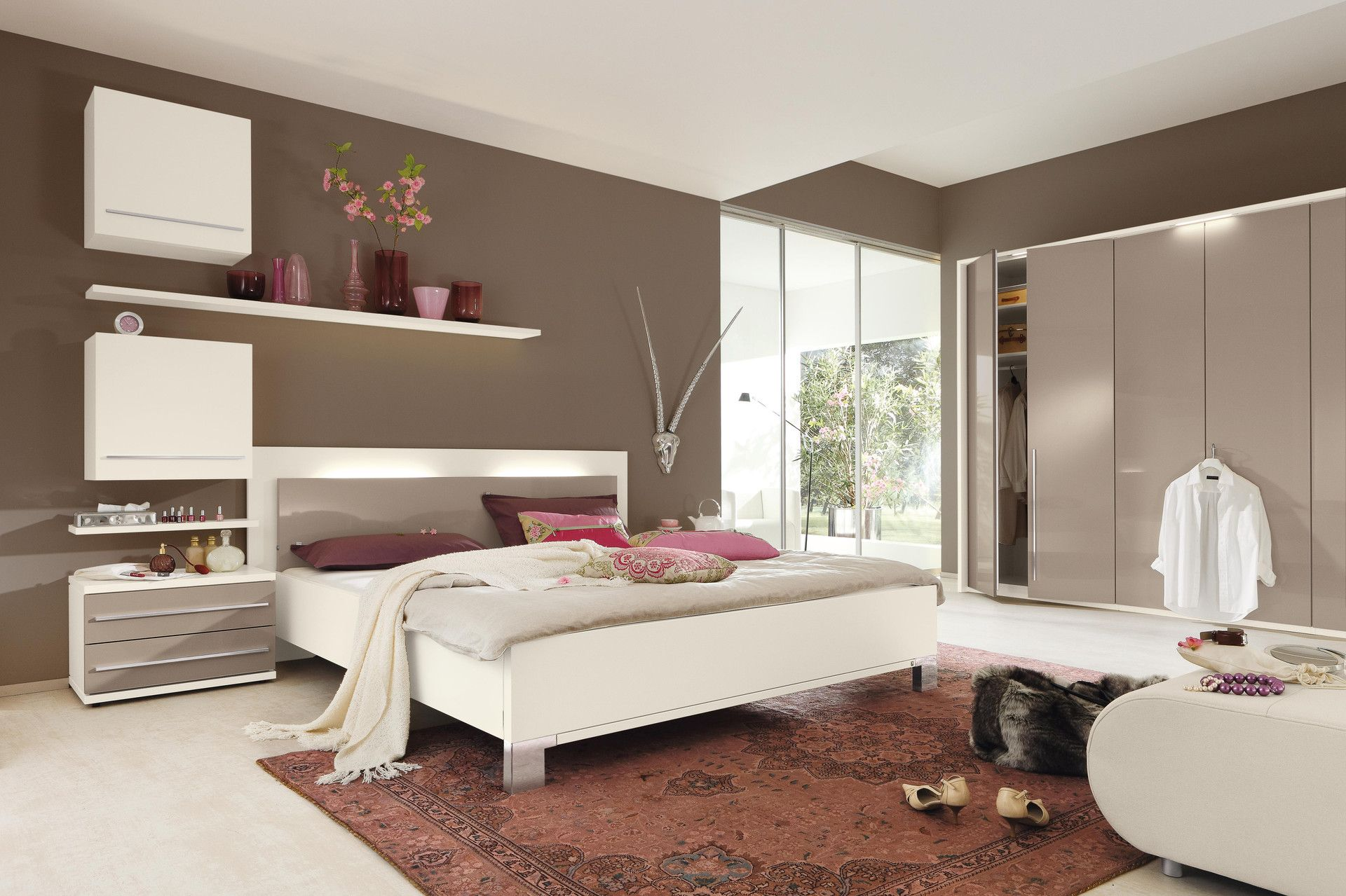 musterring aterno schlafzimmer interessante. Black Bedroom Furniture Sets. Home Design Ideas